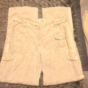 💯 Irish Linen Talbot Pants (size 12)